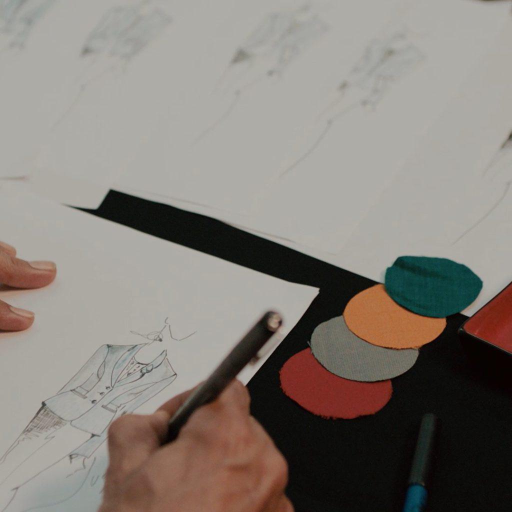 Diseño de estilos de ropa